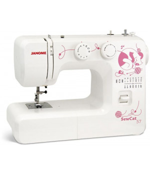 Швейная машина Janome Sew Cat 57