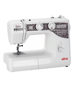 Швейная машина Elna 1000 Sew Zebra New