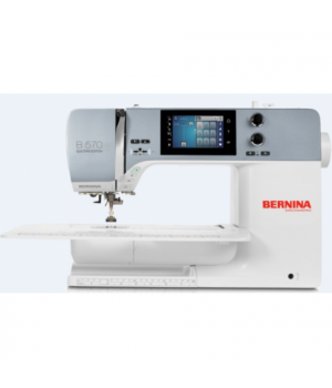 Bernina 570QE + блок