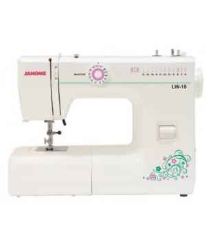 Швейная машина Janome LW 10